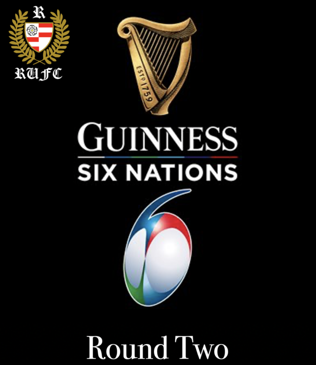 Round Two of Awards, Six Nations and More
